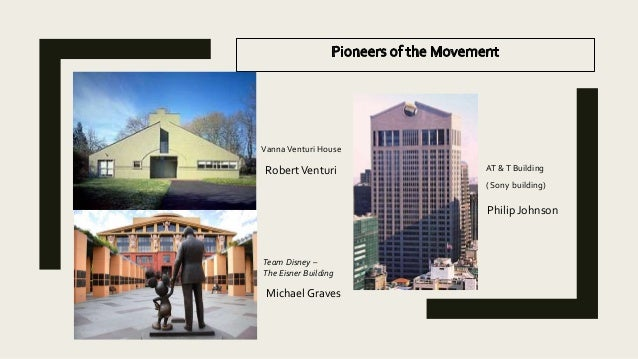 postmodern architecture characteristics pdf