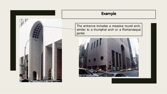 Postmodern Architecture post modern architecture