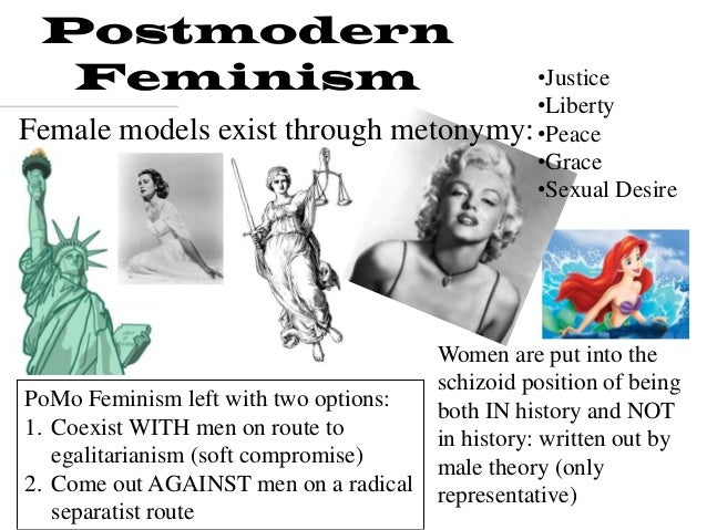 postmodern feminist theory