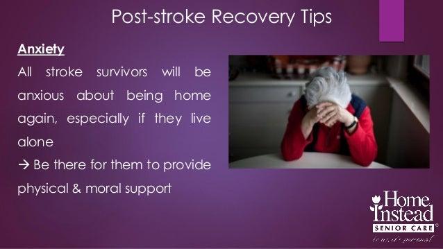 Post-stroke Home Care for Seniors