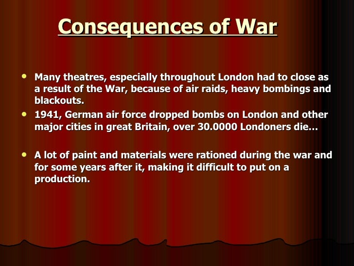 an analysis of the consequences of the 30 years war in german history Like the original thirty years war, which was in fact a series of separate but interconnected struggles, recent conflict in the middle east has included fighting in israel, the occupied territories and lebanon, the long and bloody iran-iraq war, the two gulf wars, and now civil wars in iraq and syria.