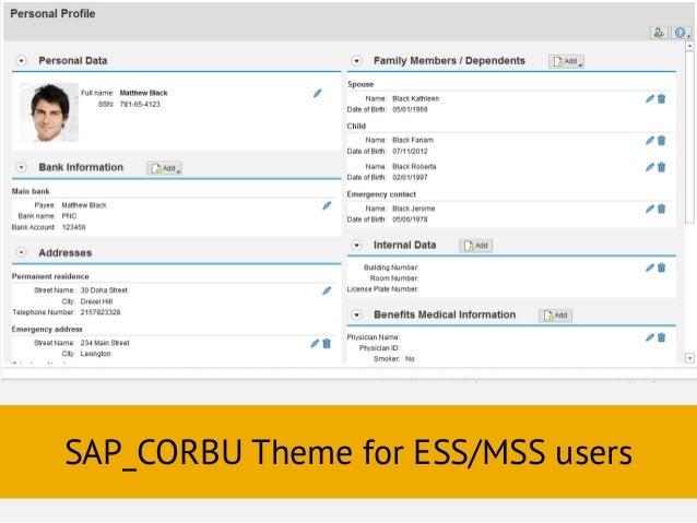 sap hr ess and mss Ess / mss configuration (sap best practices for sap hcm v2600) (n06)  building block configuration guide sap ag dietmar-hopp-allee 16 69190  walldorf.