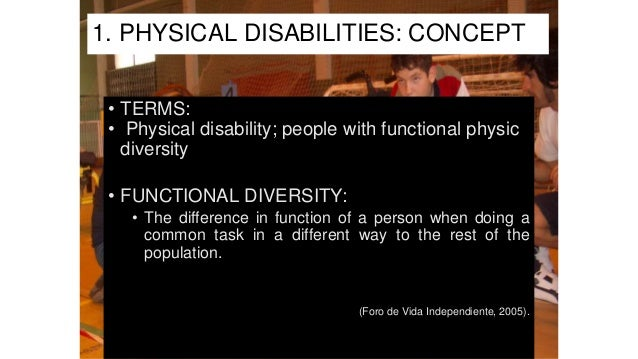 how physical disabilities affect people For many individuals, a physical disability can impact their ability to work  although social security, medicaid or other financial resources may.