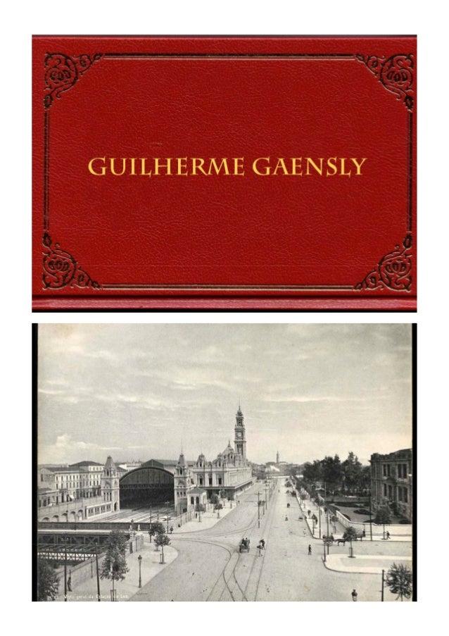 Postais de São Paulo - Guilherme Gaensly
