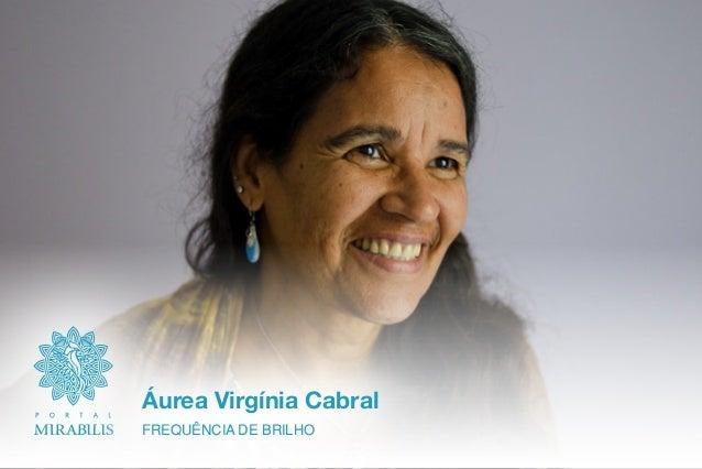 Áurea Virgínia Cabral FREQUÊNCIA DE BRILHO