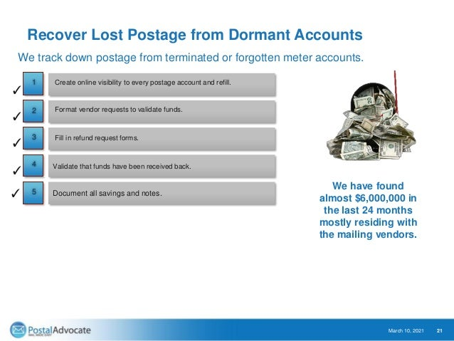 PC Postage – Fastest growth segment of the mailing industry • Inexpensive compared to postage meters and typical costs ran...