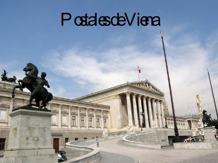 Postales de Viena