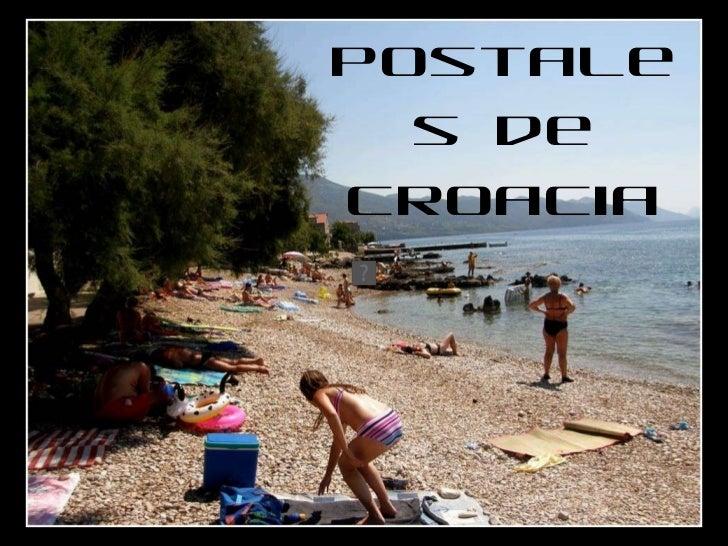 Postales de Croacia