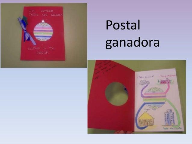 Postales Navideas. Excellent Con Fieltro With Postales Navideas Con ...