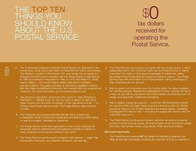 Postalfacts2014
