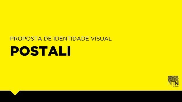 Identidade Visual | Postali