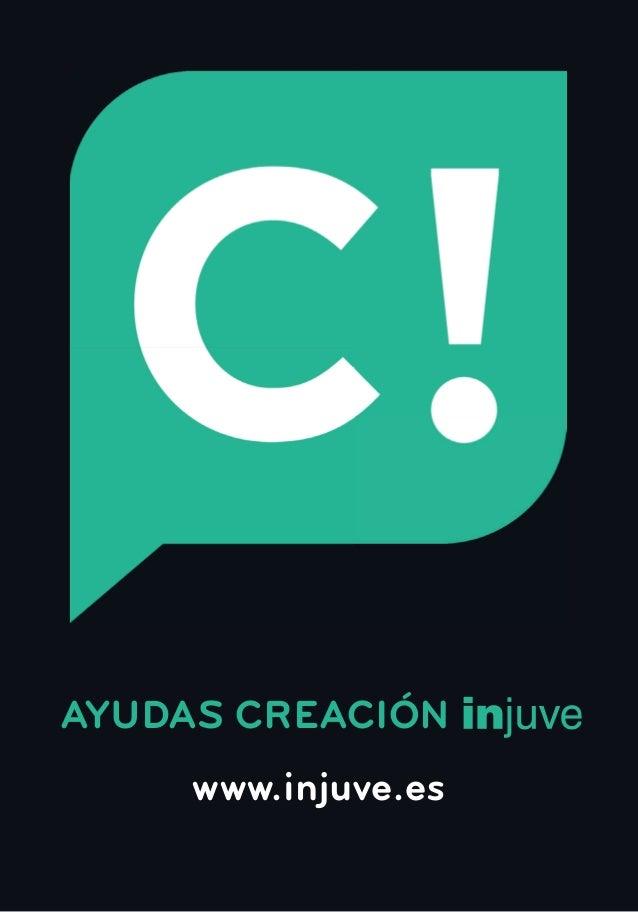 AYUDAS CREACIÓN  www.injuve.es