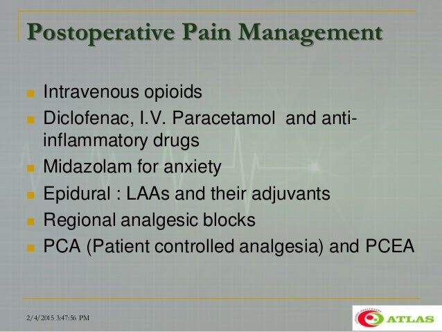 Pain Assessment: Review of Current Tools
