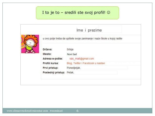 Slike za profil