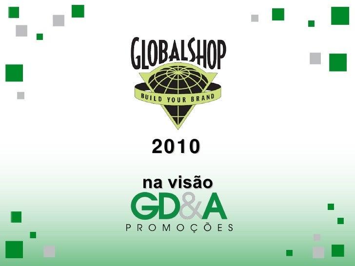 2010  na visão