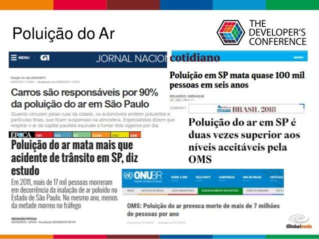 TDC 2016 São Paulo - Trilha Smart Cities - Post Denúncia, o poder da mudança está nas nossas mãos! Slide 3