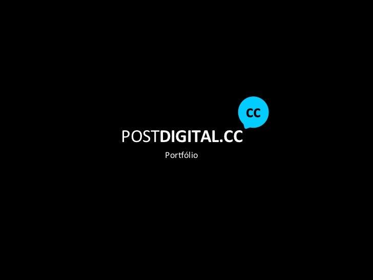 POSTDIGITAL.CC       Por(ólio