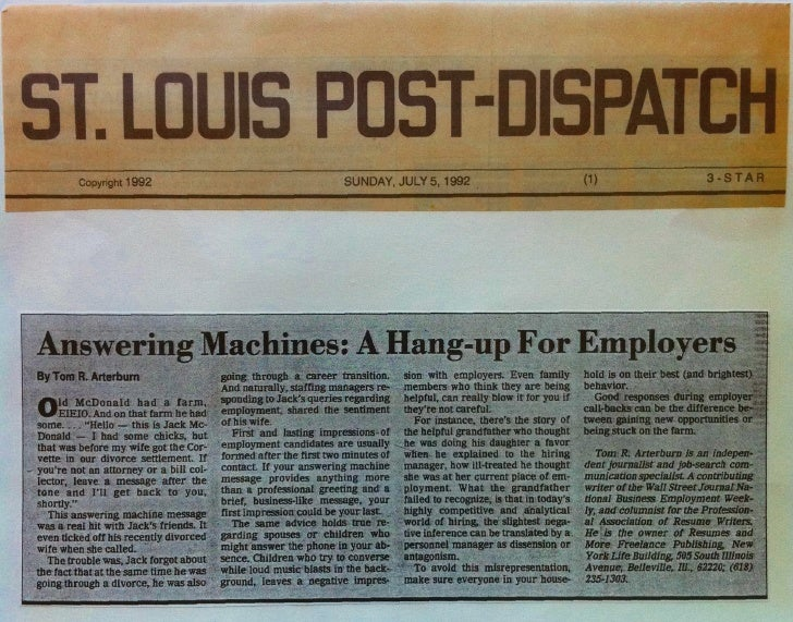 Post dispatch2