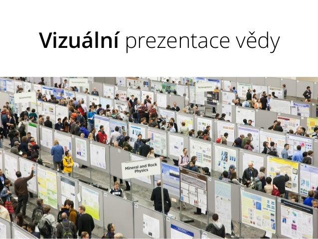Vizuální prezentace vědy