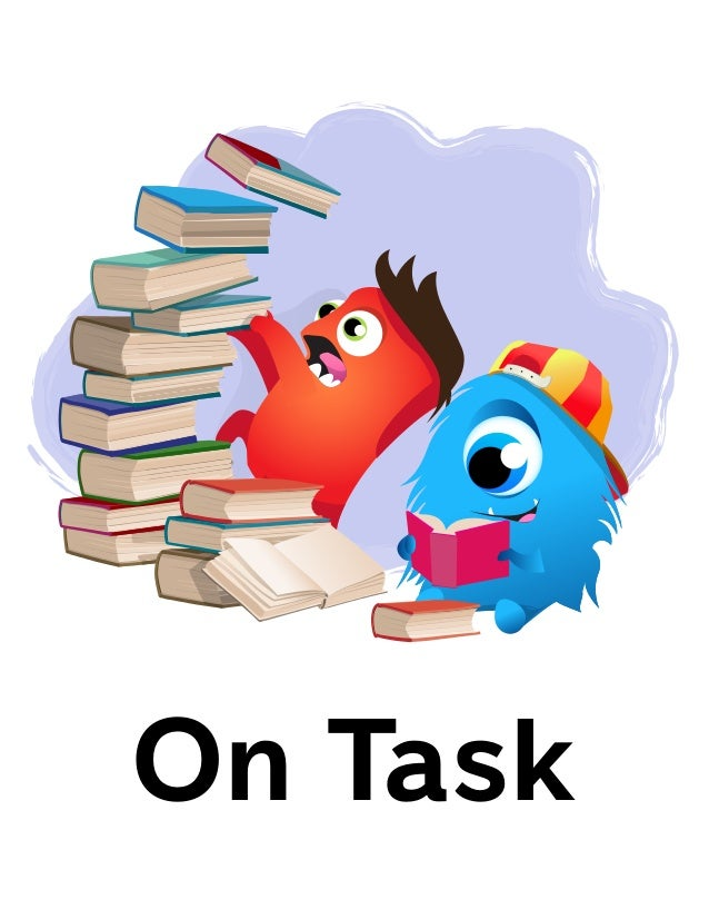 poster on task
