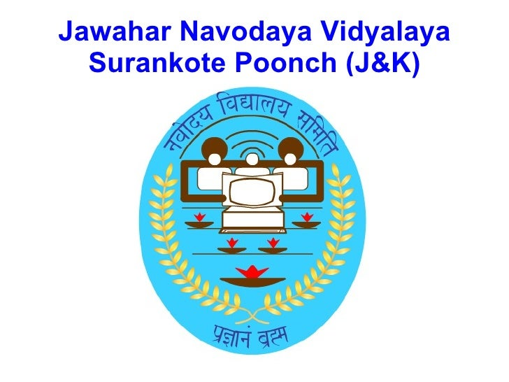 Jawahar Navodaya Vidyalaya Surankote Poonch (J&K)
