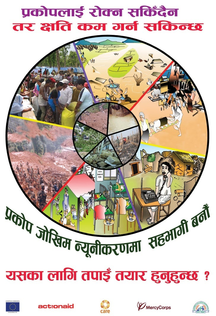Download Poster Advertisement Banners About Disaster Management  Images