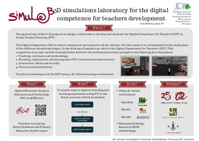 Domínguez García, S. @santidomga Sanromà Giménez, M. @m_sanroma Mogas Recalde, J. @joppcc Applied Research Group in Educat...