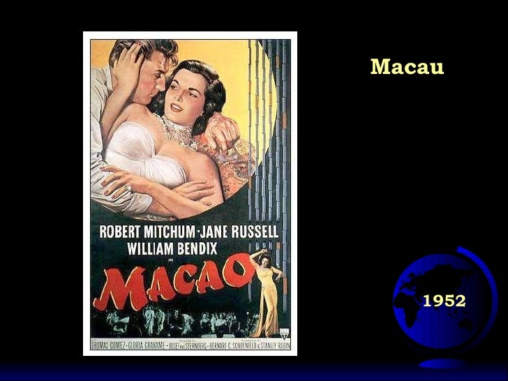 1952 Macau