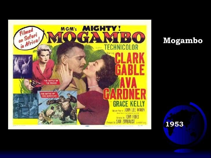 Mogambo 1953