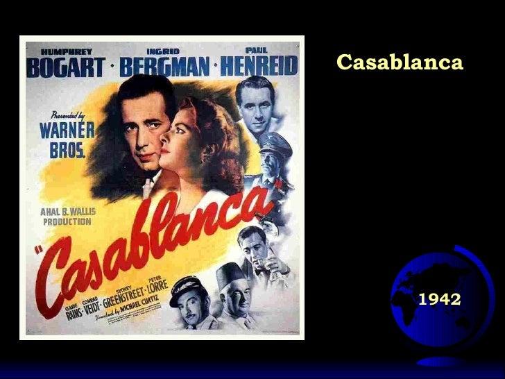1942 Casablanca