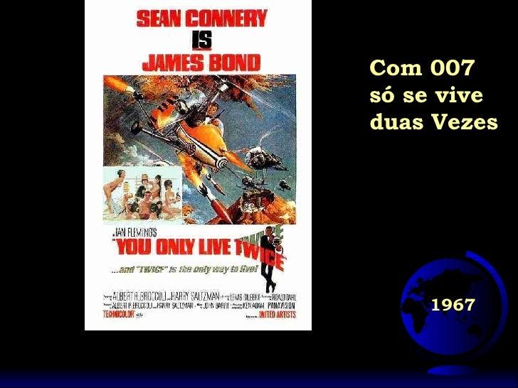 1967 Com 007 só se vive duas Vezes