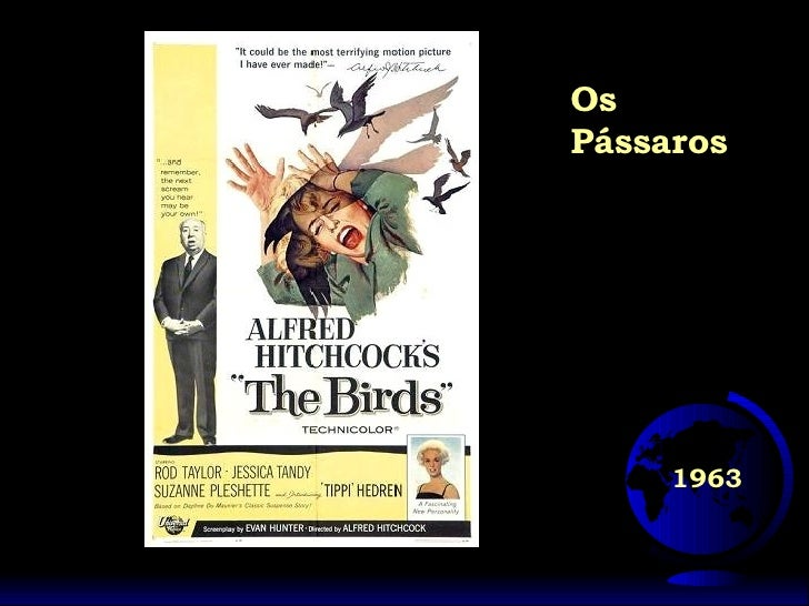 1963 Os Pássaros