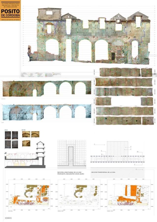 Actividad Arqueologica Preventiva y Proyecto de Consolidación Posito de Córdoba