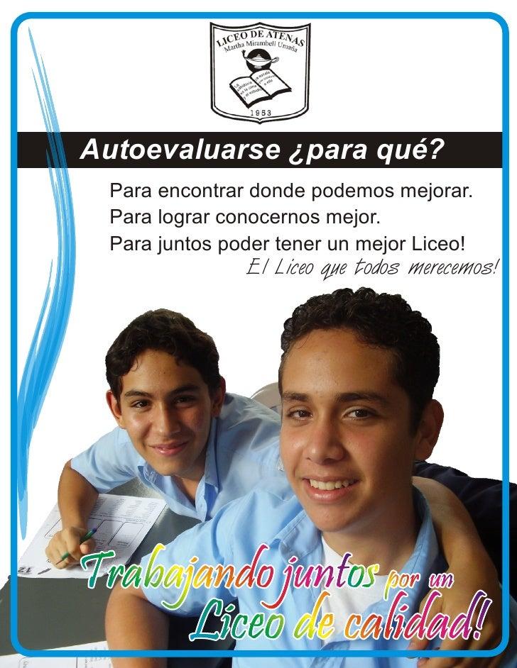 Posters Calidad de la Educación MECE  by David Ramírez