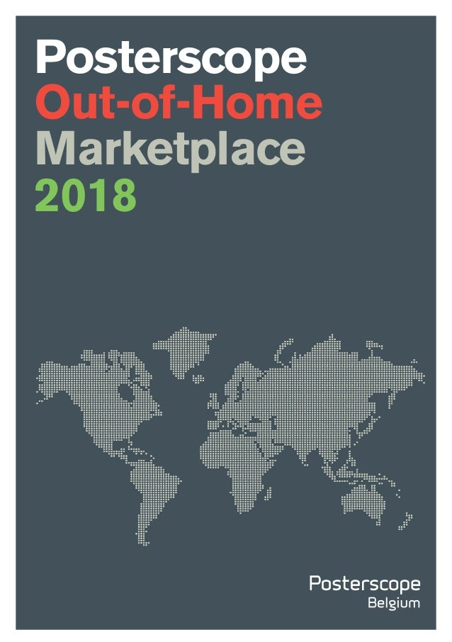 Posterscope Out-of-Home Marketplace 2018