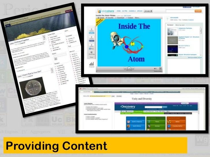 Providing Content<br />