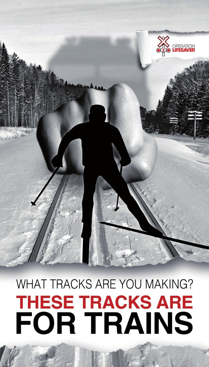 Poster Skiing