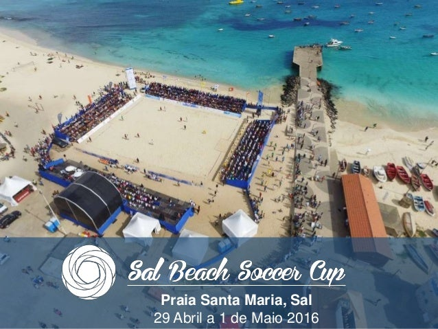Praia Santa Maria, Sal 29 Abril a 1 de Maio 2016