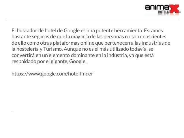 El buscador de hotel de Google es una potente herramienta. Estamos bastante seguros de que la mayoría de las personas no s...