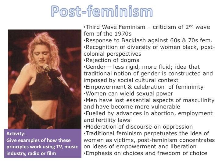 post feminism