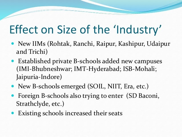 management education in india India holds an important place in the global education industry india has one of the largest networks of higher education institutions in the world with 850 universities (as of april 2018) and 42,026 colleges a total of 357 million people were enrolled in higher education institutes in 2016-17.