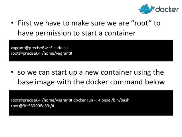Installing and running Postfix within a docker container