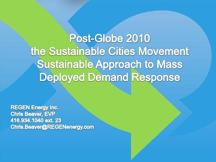 © 2009 REGEN Energy Inc     © 2008 REGEN Energy Inc