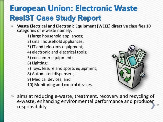 Sustainable Practices Of E Waste Management Keyactors