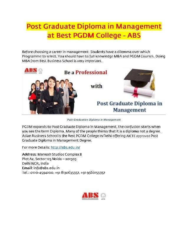 Post graduate diploma in forex management