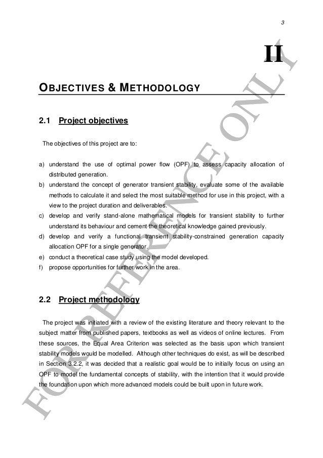 Dhana Raj Markandu: Maximising Generator Connections in ...