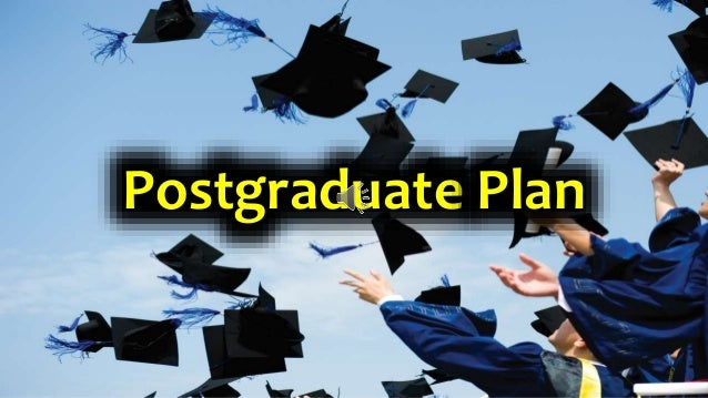 Postgraduate Plan