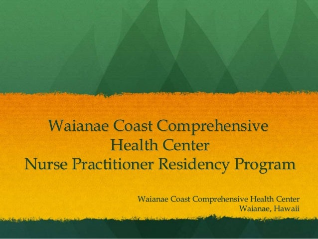 Implementing Post-Graduate Nurse Practitioner and Clinical ...
