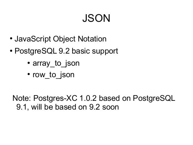 Postgres Json Array Contains