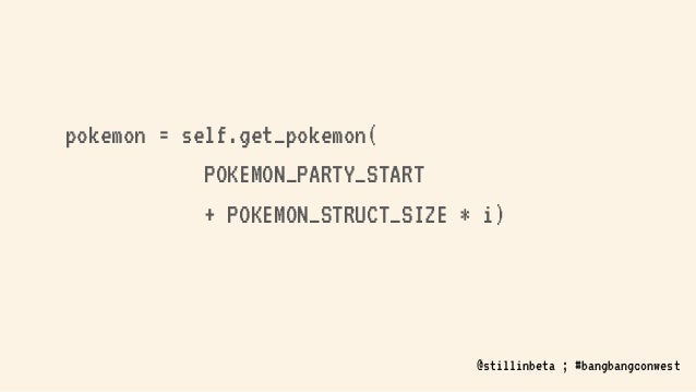 Postgres plays pokemon